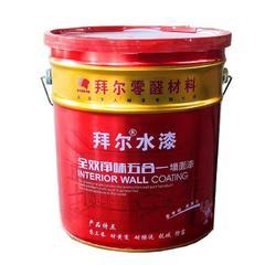 拜尔水性墙漆(五合一型) 25kg 桶