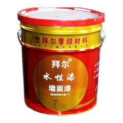 拜尔水性墙漆(六合一型) 25kg 桶