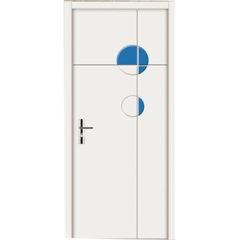CGB大豆蛋白胶室内门 樘 平框门 实木