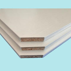 拜尔CGB大豆蛋白胶实木颗粒板 钻石白 2440*1220*18 张 柜体板