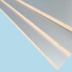 CGB大豆蛋白胶柜推拉门板木板多层板胶合板移门板木板 钻石白-A 2440*1220*9 张 全桉
