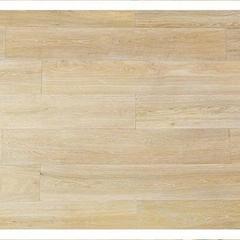 豆白金大豆蛋白胶无醛多层地板 地暖专用 白橡 1220*165*15 平方米 NAF无醛级