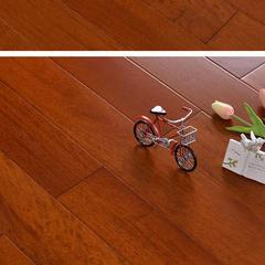 豆白金大豆蛋白胶实木多层地板花色红玛瑙 1220mm*165mm*15mm 平方米 NAF无醛级